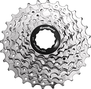 SUNRACE - 7 SPEED 12/28 CASSETTE - Sportopia Cycles