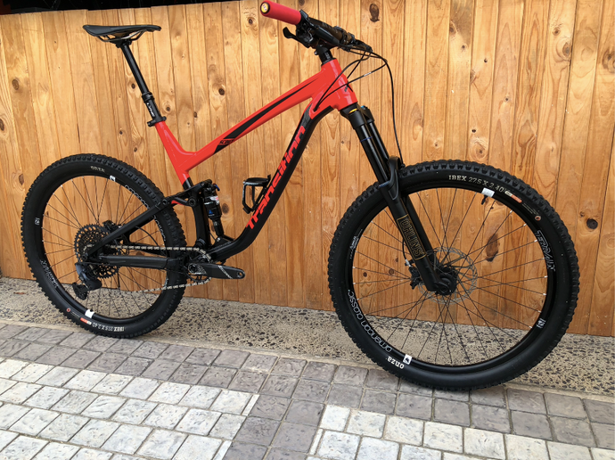 Transition Scout XL ( Pre - owned ) Custom build Trail Bike - Sportopia Cycles