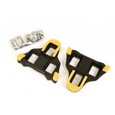 VP SL YELLOW ROAD PEDAL CLEATS - Sportopia Cycles