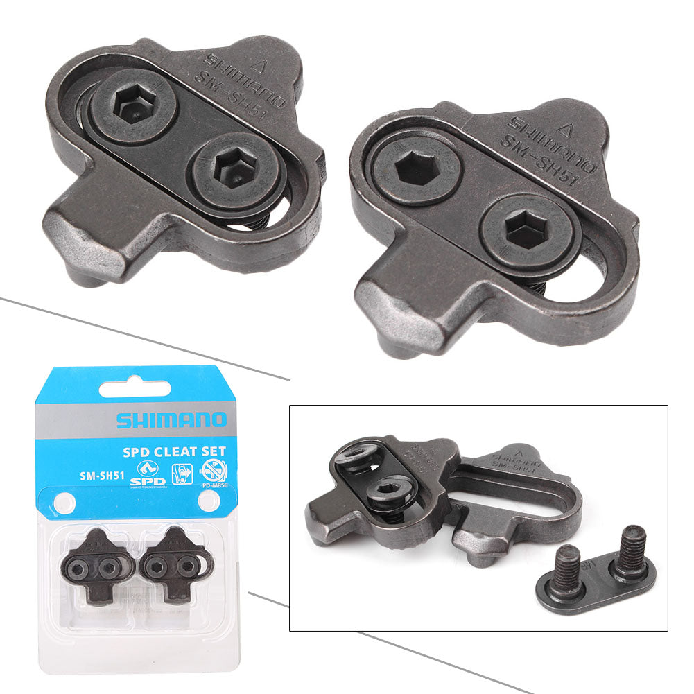 SHIMANO SM-SH51 SPD CLEATS - Sportopia Cycles