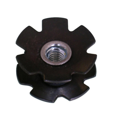 KCNC HEADSET STAR NUT 1 1/8