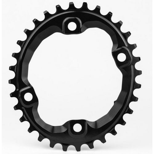 ABSOLUTE BLACK OVAL 96 BCD CHAIRING FOR XT-M8000 CHAINRING - Sportopia Cycles