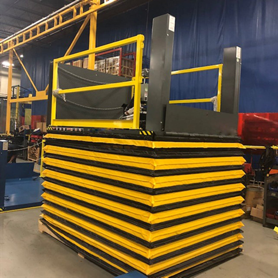 Scissor Lift Tables DRSSL &DRDSL
