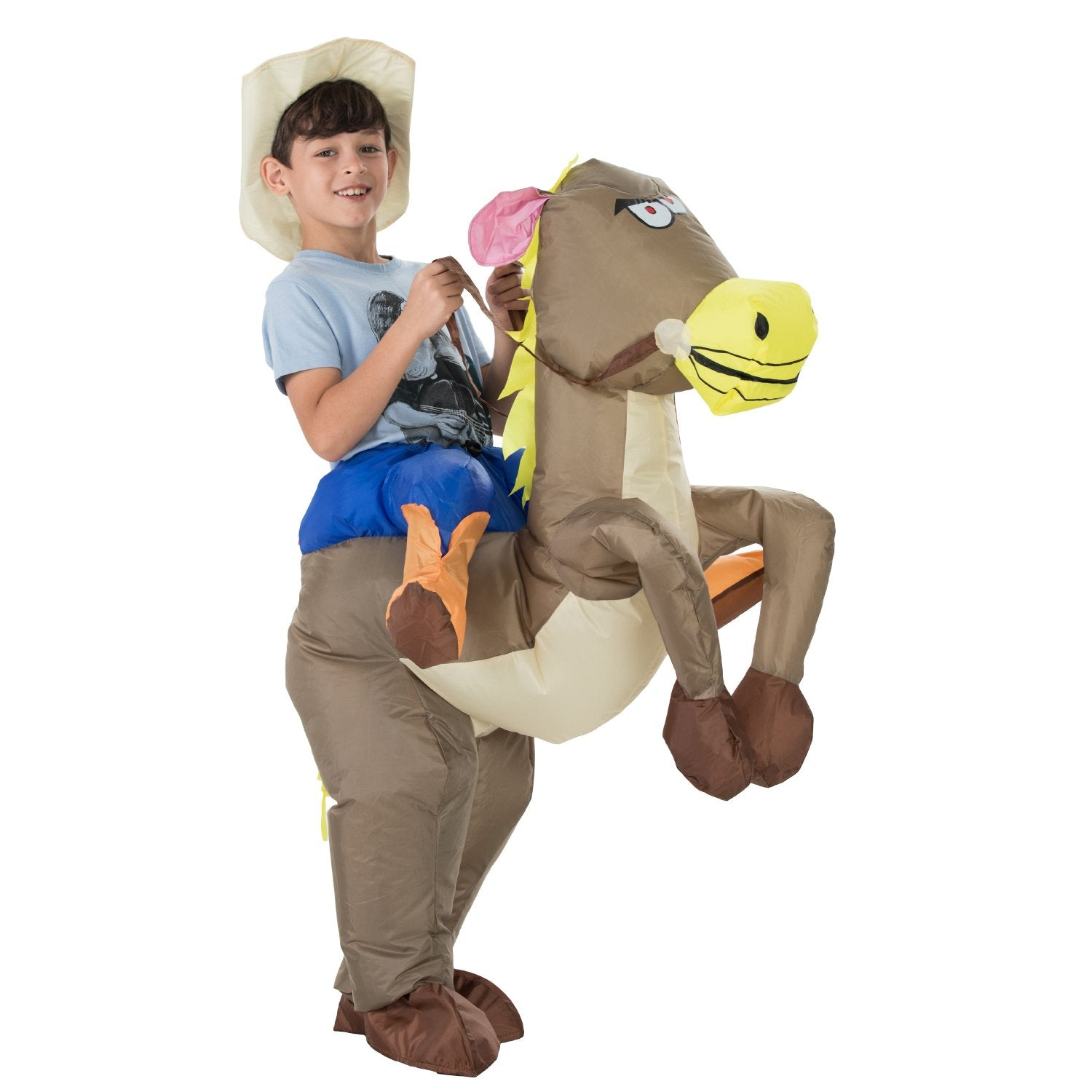 Inflatable Horse Costume Toloco