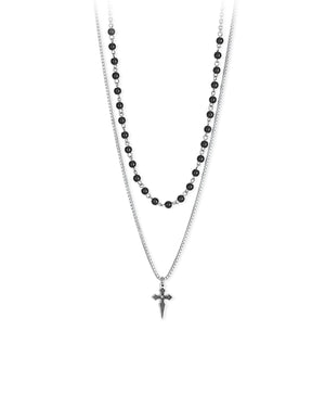 Collana 2Jewels Faith da uomo