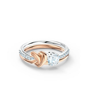 Anello Swarovski Lifelong Heart da donna