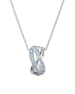 Collana Swarovski Twist da donna