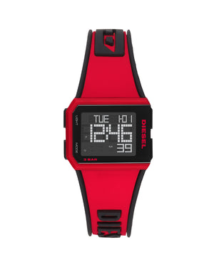 Orologio digitale Diesel Chopped da donna