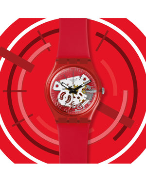 Orologio solo tempo Swatch Transformation da donna