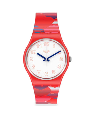 Orologio solo tempo Swatch The Power of Love da donna e da bambina/o