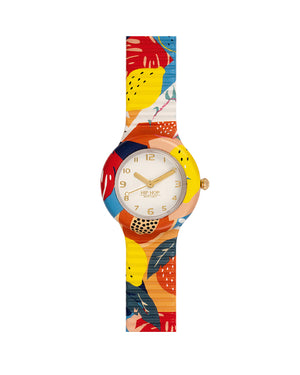 Orologio solo tempo Hip Hop Tropical Dream da donna