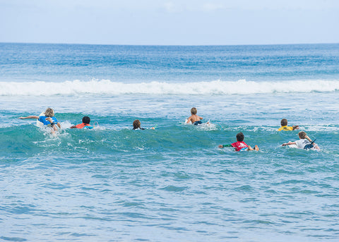 Supporting Surfing in Public Schools