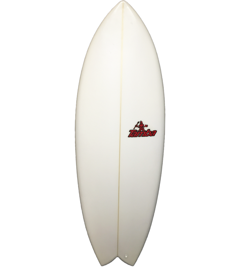 RENTAL - T112 - Surfboard - 6'2