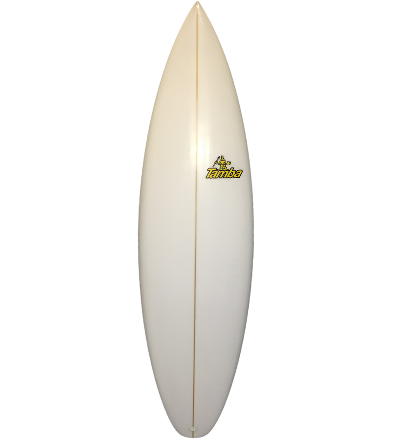 RENTAL - T118 - Surfboard - 6'10