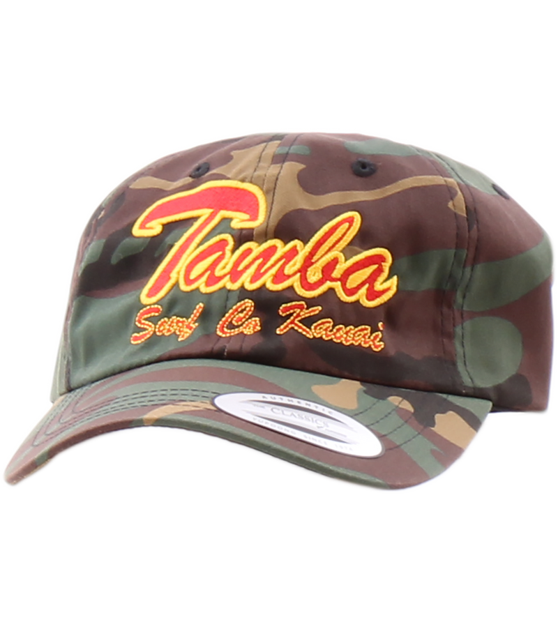 Tamba Slant Adjustable Hat