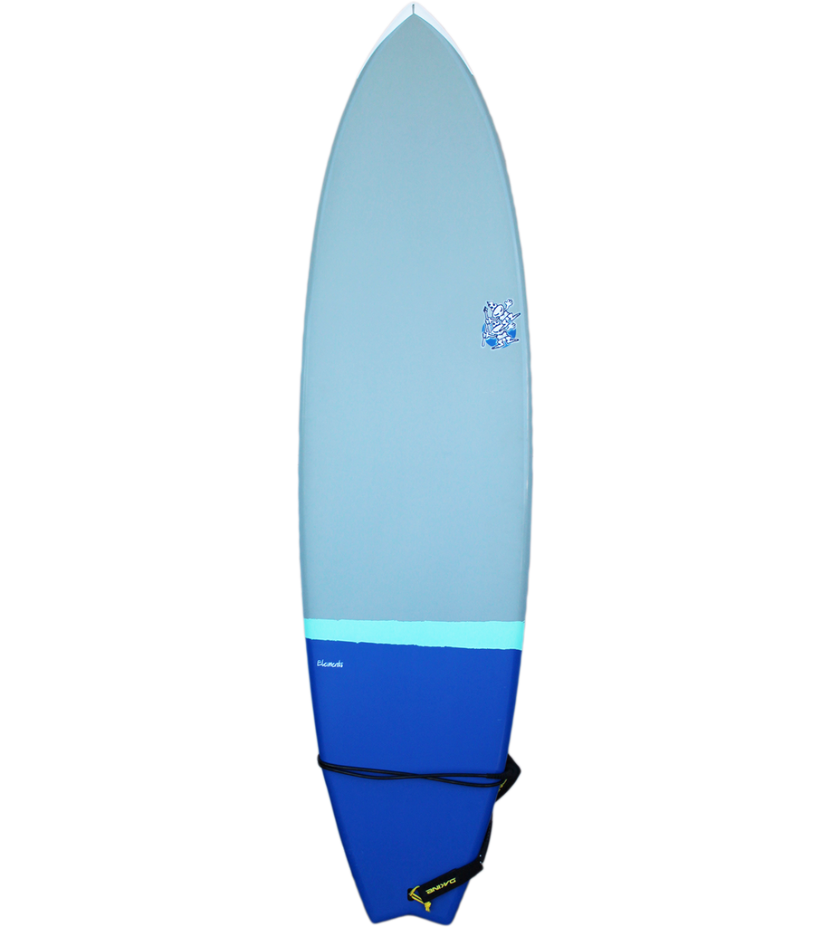 "RENTAL - T101 - Surfboard - 7'2"" x 22 x2-5/8"