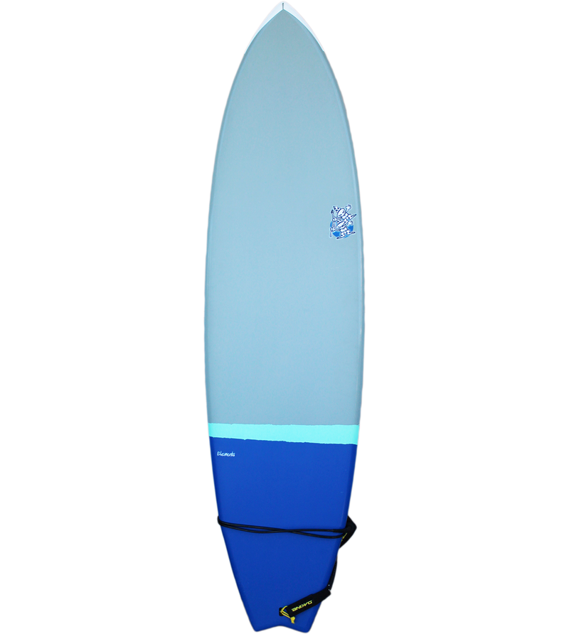 RENTAL - T102 - Surfboard - 7'2