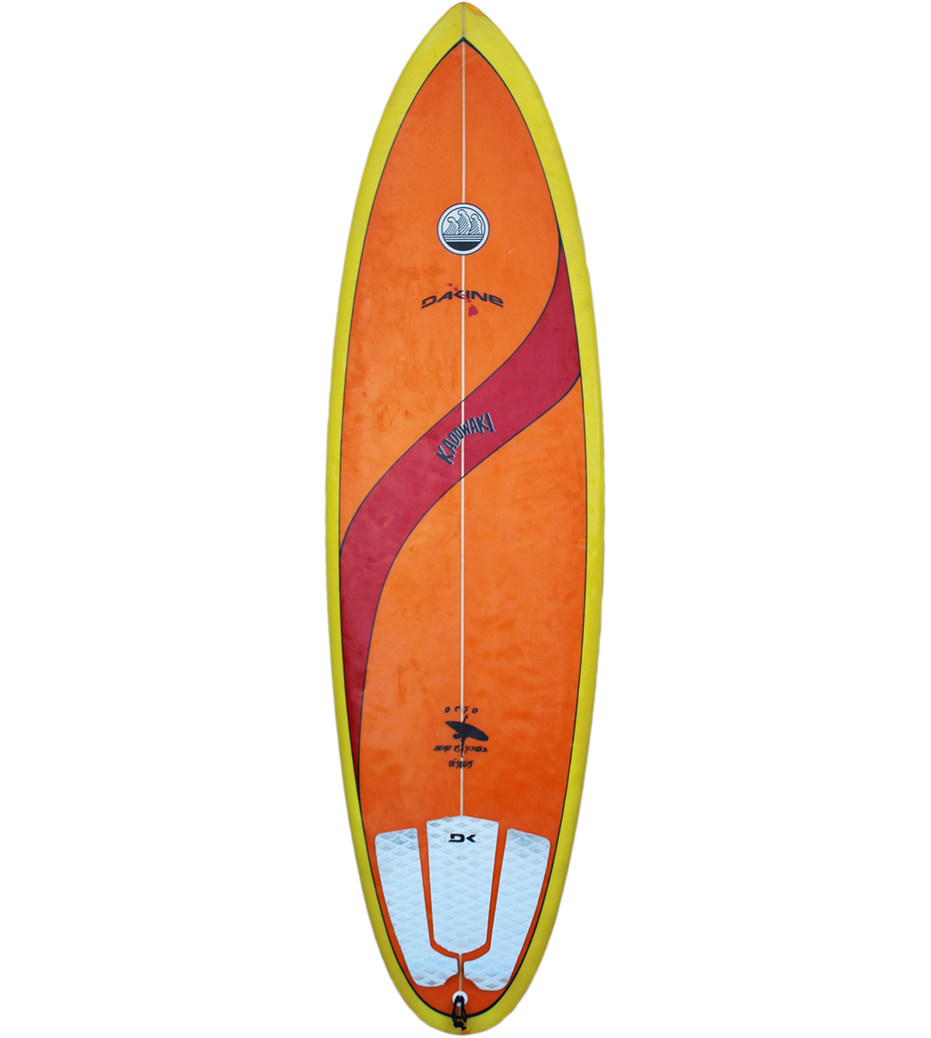"RENTAL - T106 - Surfboard - 6'6"" x 21-1/2 x2-7/8"