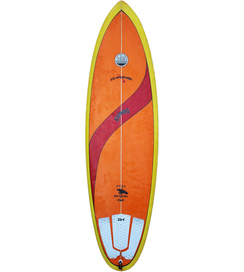 RENTAL - T106 - Surfboard - 6'6