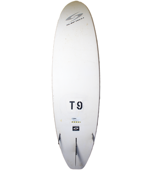 "RENTAL- T9 - SUP Board - 10'8"" x 32 x 4 3/4"