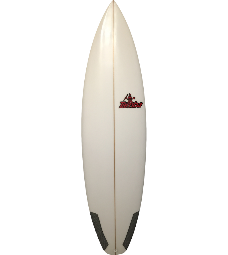 RENTAL - T109 - Surfboard - 5'0