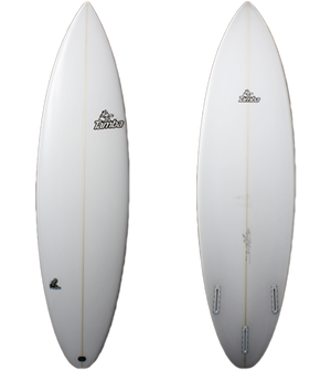 SlingShot Surfboard 6'8 Round Tail