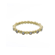 Load image into Gallery viewer, Diamond Stackable Ring