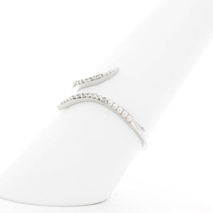 Diamond Open Pointed Band