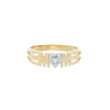 Load image into Gallery viewer, Diamond Mom Ring