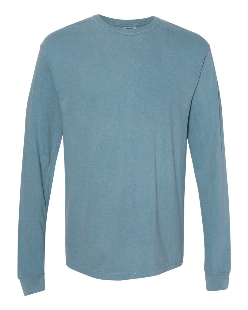 FISHERMAN'S COVE LONG SLEEVE | ICE BLUE