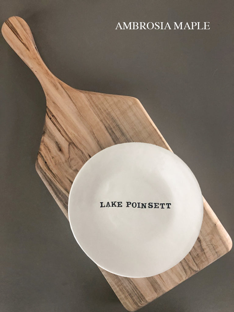 Cove Charcuterie Serving Set | Lake Poinsett