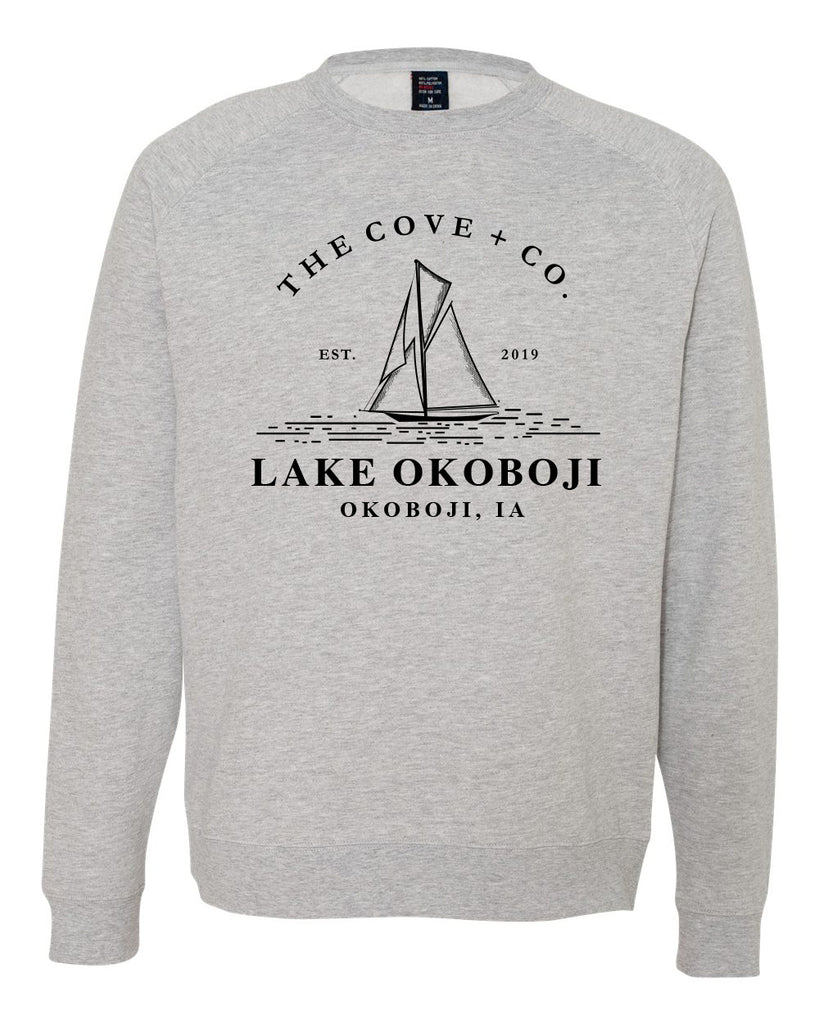 COVE CREWNECK | LAKE OKOBOJI