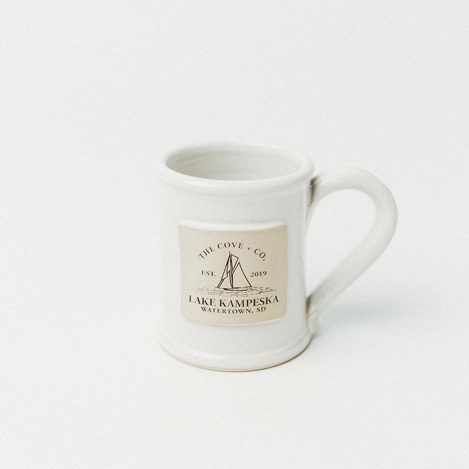 THE COVE + CO. MUG