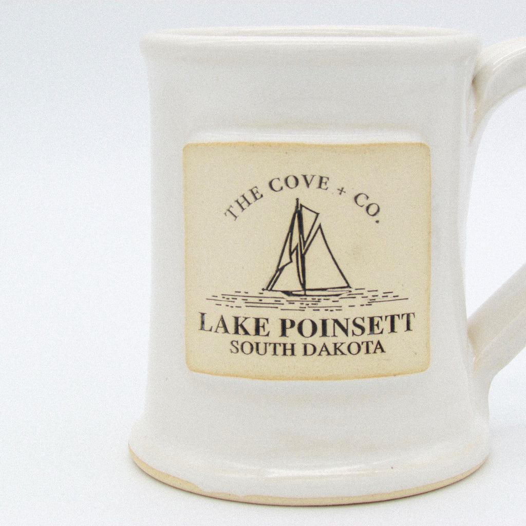 THE COVE + CO. MUG | Lake Poinsett