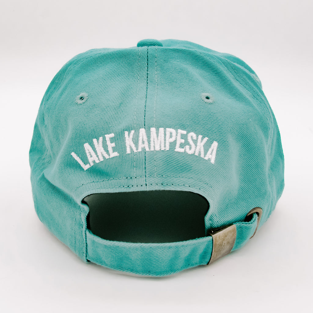 KAMP CAP | SEA FOAM GREEN
