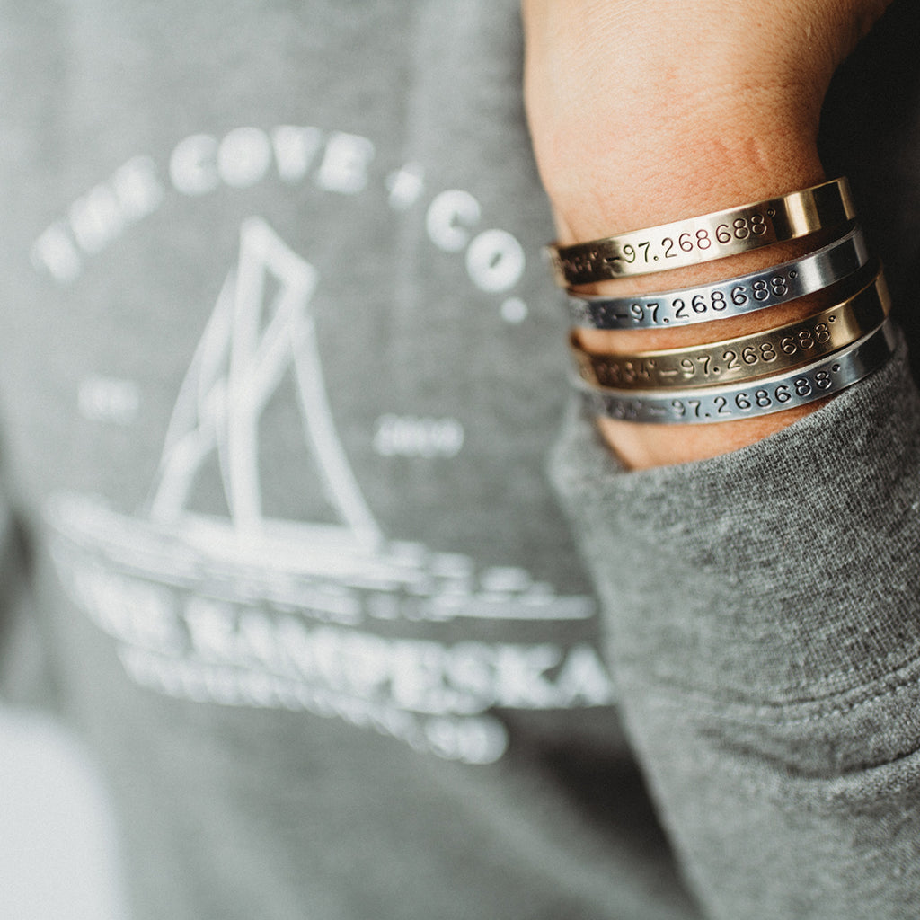 COVE CREW | GUNMETAL HEATHER