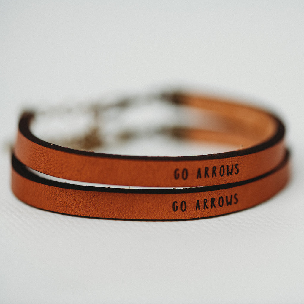 GO ARROWS BRACELET