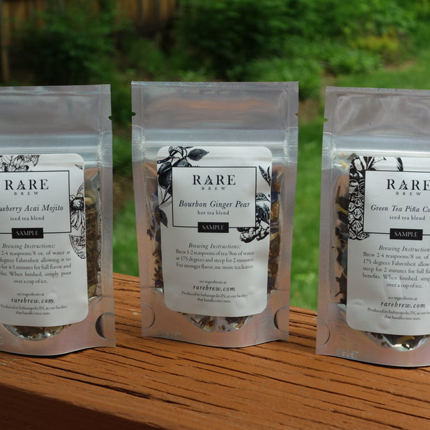Cocktail Inspired Teas - Samples - RareBrew