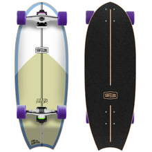 Load image into Gallery viewer, Surfeeling USA Blowfish Surfboard Series Skateboard
