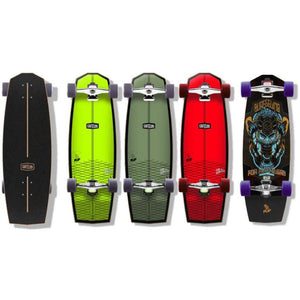 Surfeeling USA Mr. Pop Graphic Series Skateboard