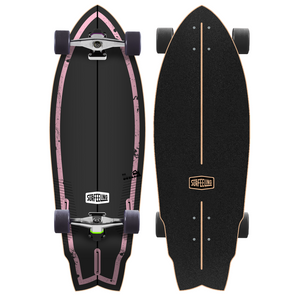 Surfeeling USA The Outline Surfboard Series Skateboard