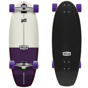 Surfeeling USA Super Fun Skateboard Series Skateboard