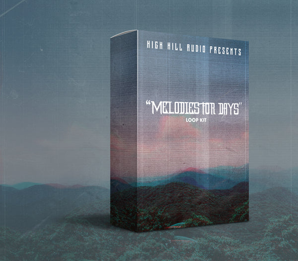 """MELODIES FOR DAYS"" LOOP KIT"