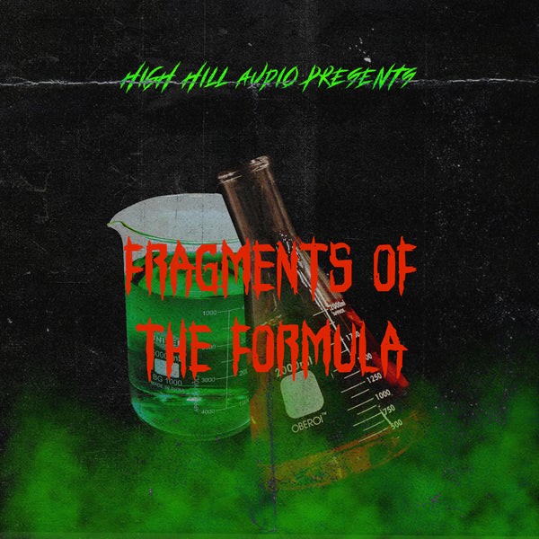 FRAGMENTS OF THE FORMULA DRUM KIT