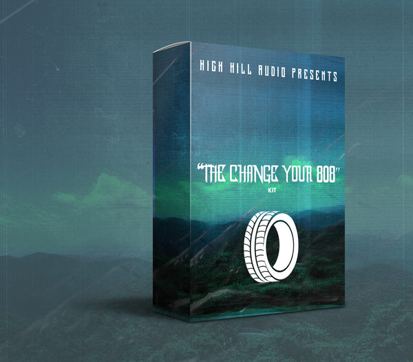 "THE ""CHANGE YOUR 808"" SOUND KIT"