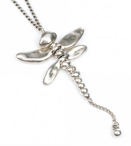 The Dragonfly Long Necklace