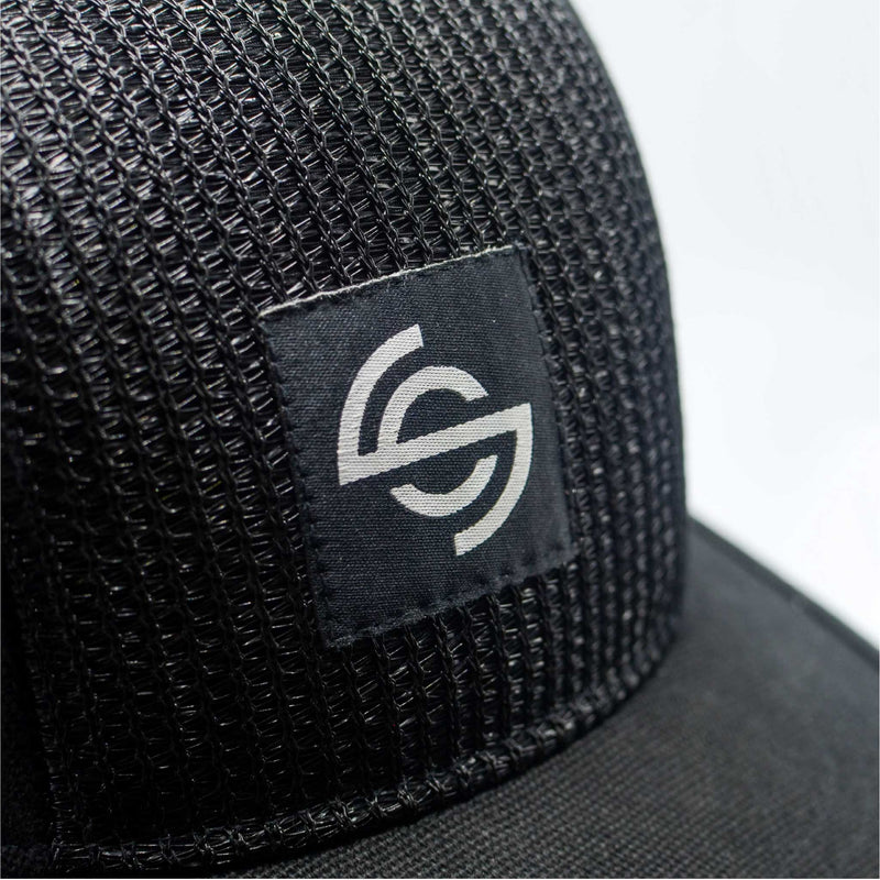 3 Panel Break Cap Cotton