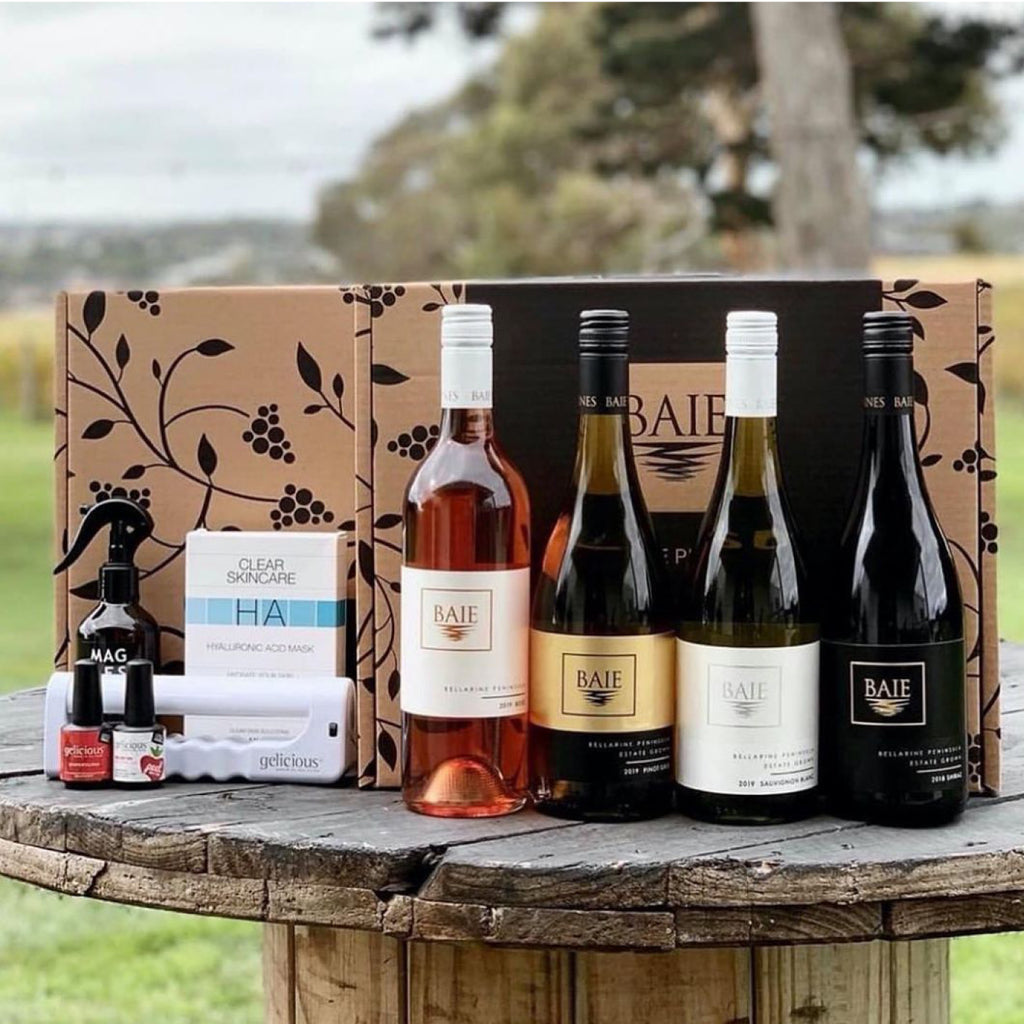 Lumi Light x Baie Wines