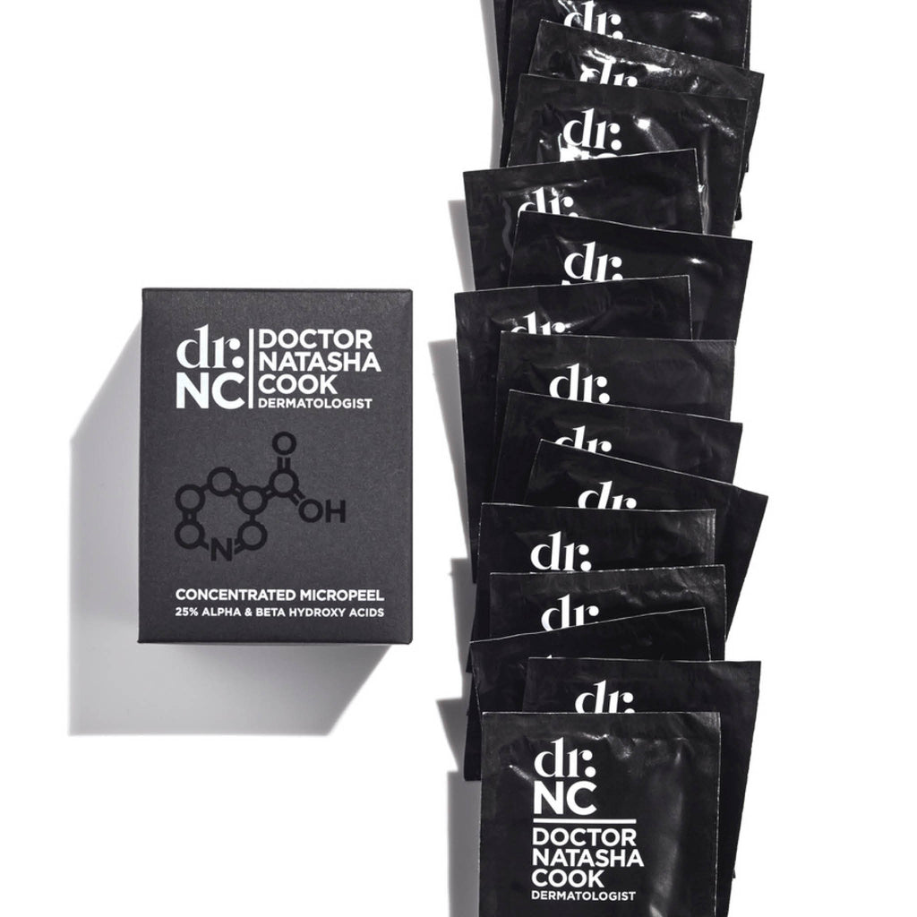 CONCENTRATED MICROPEEL by Dr Natasha Cook (16 Pack)