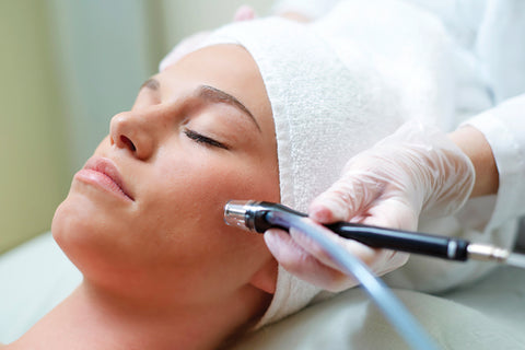 3 x Express Microdermabrasion Treatment Vouchers (Value $255)